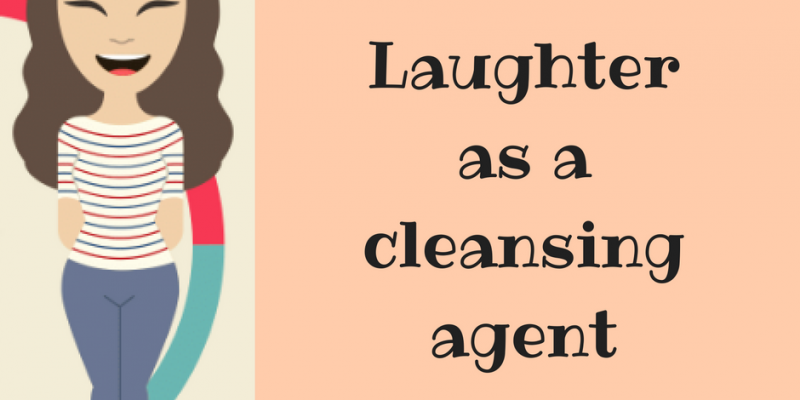 Laughter As Cleansing Agent
