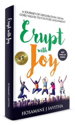 erupt with joy book cover